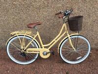 """New - Ladies Dutch Bike 🚴🏻 Reflex Mystique 18"""" 6 speed RRP £250"""
