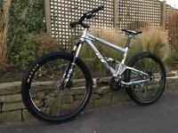 Gt I-drive 5 XC/Downhill bike, HIGH SPEC, FOX, DEORE