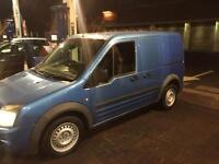 Ford transit connect trend no vat