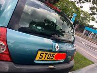 Renault Clio rush