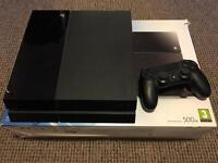 Playstation 4 - PS4 500GB Black
