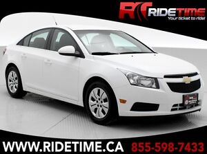 2014 Chevrolet Cruze LT - Automatic, Priced Below Market