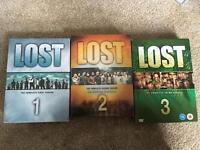Lost Series 1-5