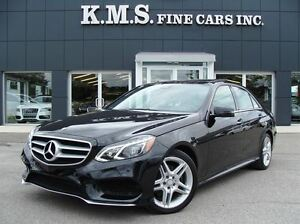 2014 Mercedes-Benz E-Class E350 4MATIC|AMG SPORT PKG| PANORAMIC|