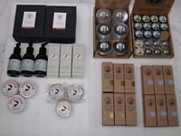Joblot of Captain Fawcett and Grizzly Adams beard oils, balms and waxes Approx retail value £1500.00