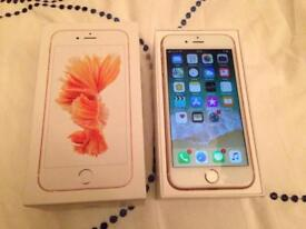 Unlocked IPhone 6s 64GB Excellent conditions + New Battery