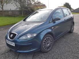SEAT ALTEA SPORT TSI 1.6 2006 12 MONTHS MOT TWO KEYS INMACULATE CONDITION