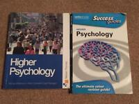 Higher psychology textbooks