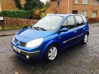 "2006 MEGANE SCENIC MPV 1.4L 5-DOOR HATCHBACK ""JUST PASSED MOT TODAY"" £1050 Ono"