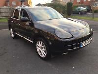 PORSCHE CAYENNE 3.2 V6 TRIP-TONIC S 4DW 5 DOOR FULL SERVICES HISTORY