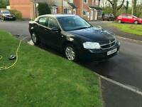 2008 Dodge Avenger 2.0L Manual 160bhp (mini charger)