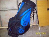 expensive and as new golf bag