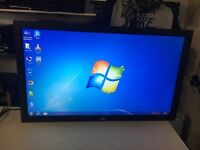 32 INCH MONITOR OFFICE Touch Screen Display - 3M Multi-Touch- C3266PW GRADED3