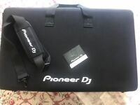Pioneer DJ XDJ-RX2 Padded Carry Case (DJC-RX2) - Fits XDJ-RX and RX2 - Immaculate Condition