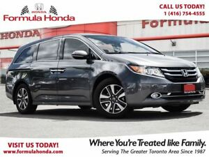 2017 Honda Odyssey TOURING | DEMO | FULLY LOADED!