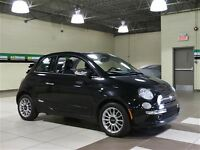 2012 Fiat 500C CONVERTIBLE LOUNGE AUTO A/C CUIR MAGS