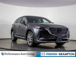 2018 Mazda CX-9 Signature. LEATHER. BLUETOOTH. DEMO UNIT