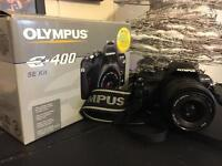 Olympus e-400 digital camera exclusive version