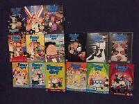 Family Guy Series 1-15 DVD