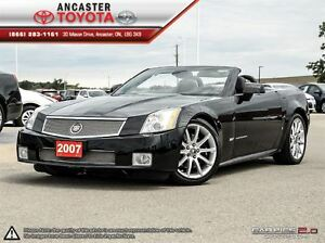 2007 Cadillac XLR-V V - Supercharged 443 HP!!! only one in Canad