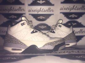 Nike Air Jordan Son Of Mars White Cement