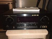 Marantz SR5300 6.1 Channel 90 Watt AV Surround Sound Receiver / Home Cinema Amp