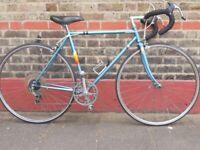 Vintage Peugeot premier racer bike