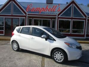2014 Nissan Versa NOTE 1.6 SV  BACK UP CAMERA!! FUN 5SP STD