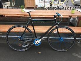 Mongoose Maurice Fixie/singlespeed Road bike