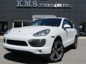 2013 Porsche Cayenne S | V8 400HP| PANORAMIC| TURBO WHEELS