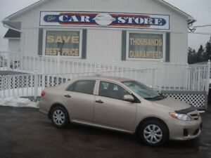 2013 Toyota Corolla AUTOMATIC HEATED POWER MIRRORS!!