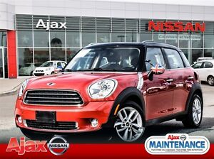 2014 MINI Cooper Countryman Cooper*Navigation*Accident Free