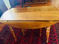 Huge table, can sit 16+ comfortably - Petworth extending dining table, French Walnut