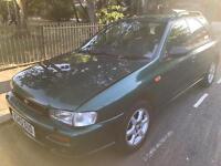 Subaru Impreza ESTATE 4 WD. Mot. Tax