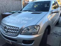 2006 Mercedes ml320cdi 4matic