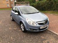 2008 Vauxhall Corsa 1.3 CDTi 16v Club 5dr Manual @07445775115@