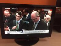 """LG 32"""" HD LCD TV with builtin Freeview"""