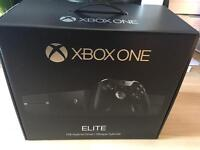 XBOX ONE 1TB ELITE CONSOLE AND CONTROLLER - BRAND NEW SEALED
