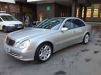 2004 53 Reg Mercedes Benz E270 Cdi auto Fully loaded Very low mileage Full service history