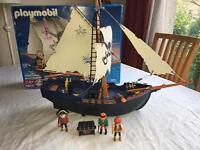 Playmobil - Pirate Ship (Corsair) 5810