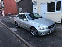 Lexus is200 may swap