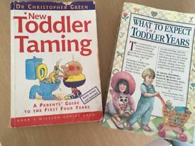 Toddler guide books
