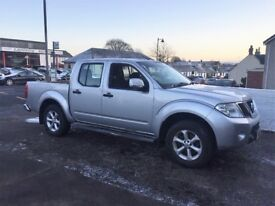 2010 Nissan Navara Double Cab Pick Up - One Owner