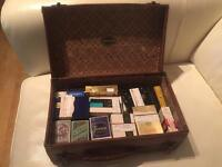 Various sets of collectable cigarette and tea cards, and 3 albums