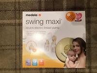 Medela Twin Electric Breast Pump + Bra