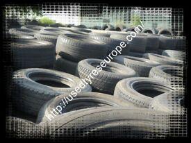 Part Worn Tyres Wholesale mix 4mm-8mm