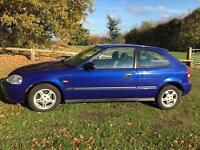 Honda Civic 2000, 1.4