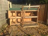 Rabbit / Guinea Pig Cage