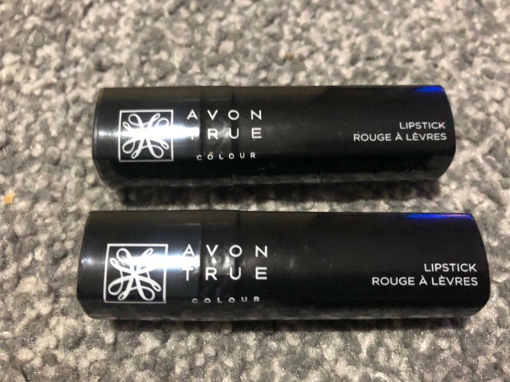 Avon True Colour Lipstick In Blaenavon Torfaen Gumtree