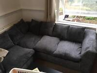 Corner sofa and 2 seater sofa for sale